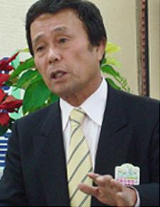 取締役会長 海野欽也